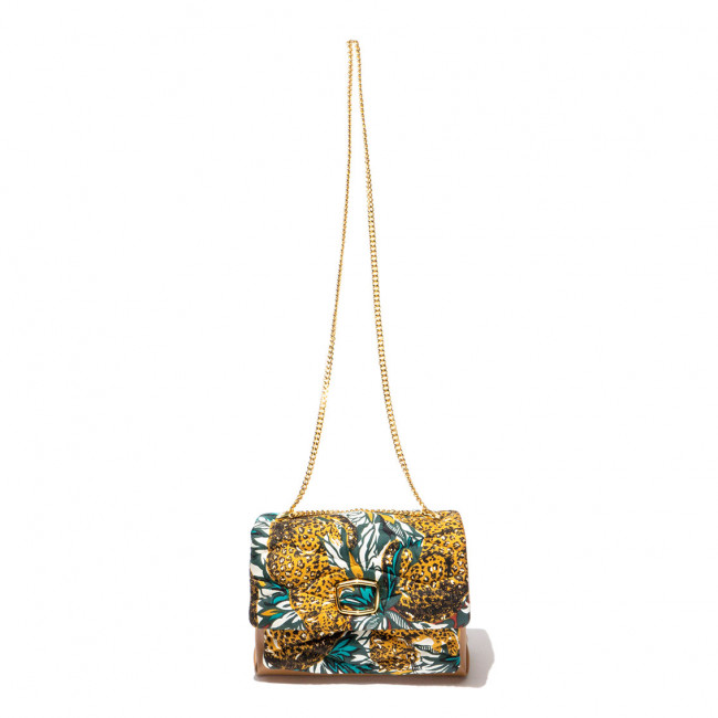 mm33 milano mm33 bag mm33 italy mm33 bags mm33 abgs mm33 borse mm33obrse mm33borse mm33italy mm33 italy mm33 italia lucycling upcycling vintage scarf BAG silk fabric and leather matelassé upcycling gold details shoulder bag multi pockets evening un
